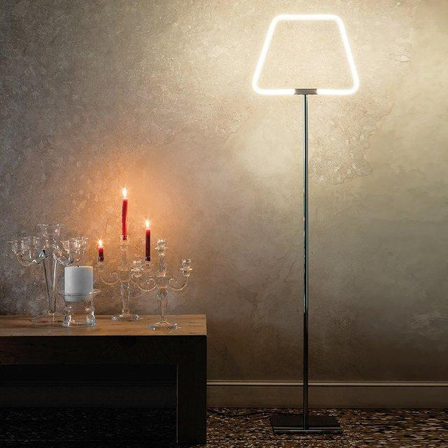 Arco Archetto Shaped Floor Lamp Arco Archetto Shaped Floor Lamp