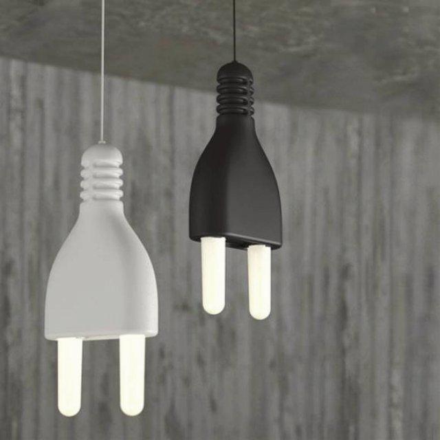 Plug Lamp by PROPAGANDA