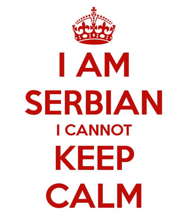I cant keep calm!