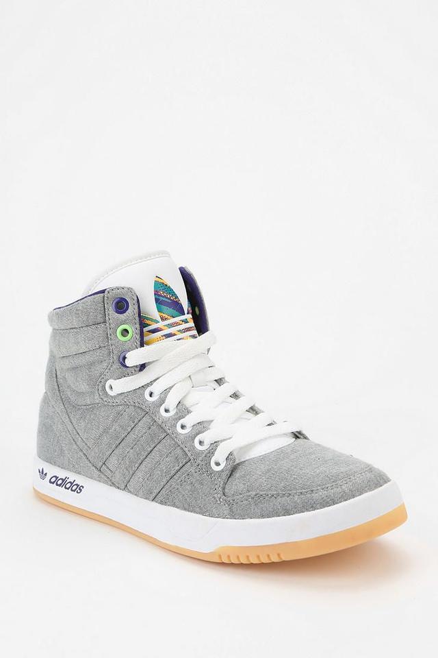 adidas Court Attitude High-Top Sneaker