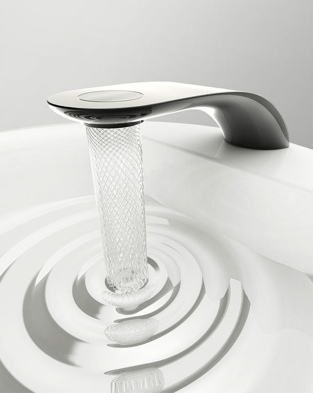 Swirl Faucet