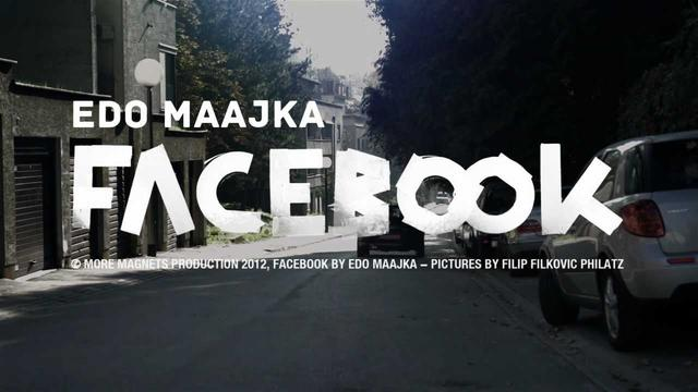 Edo Maajka - Facebook (Official video)