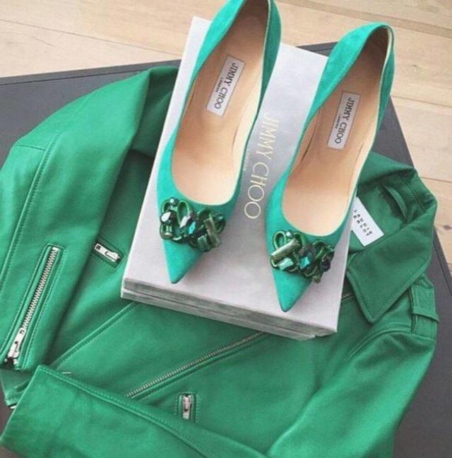 Green always