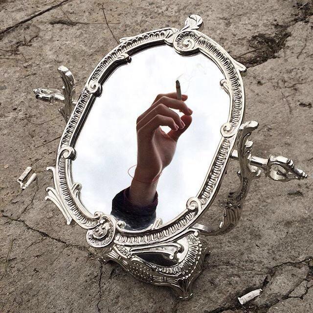 Tell me mirror..