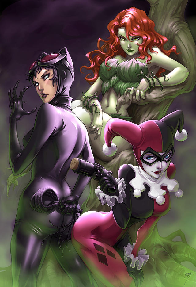 Villain Girls