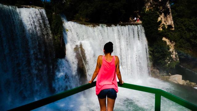#Waterfall #Jajce