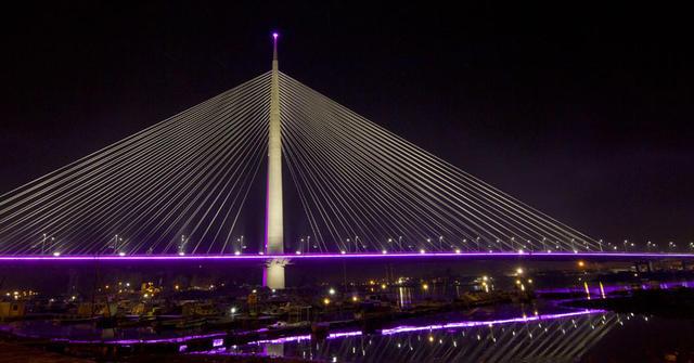 Ada Bridge #Belgrade