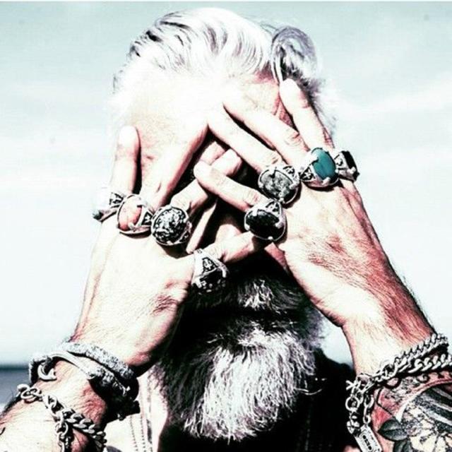 Male jewelry