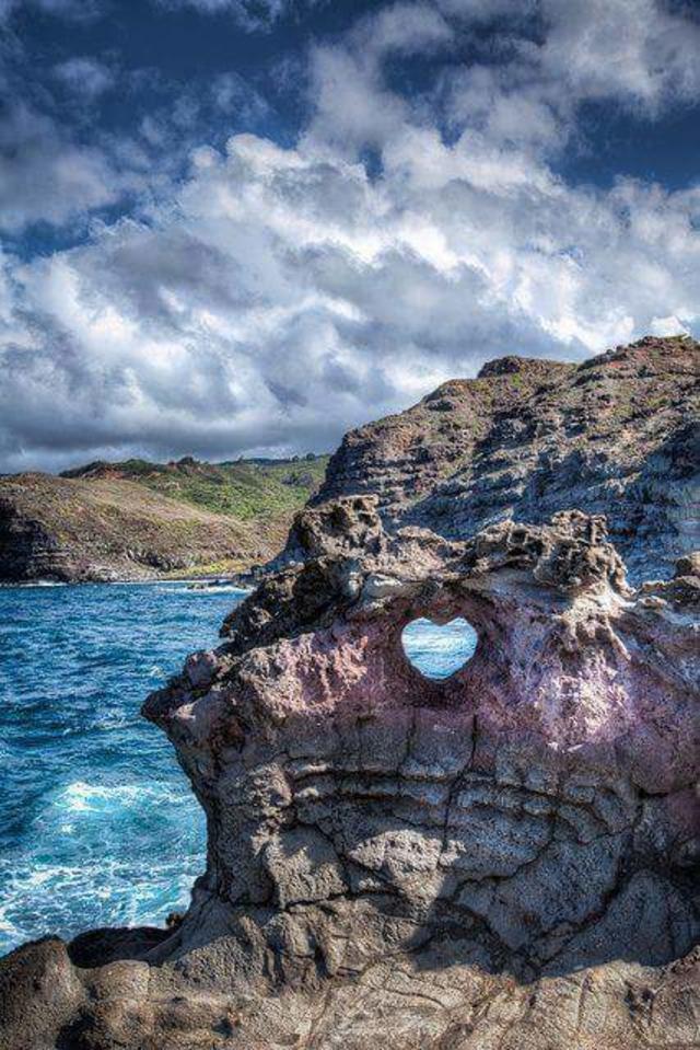 #heart #stone