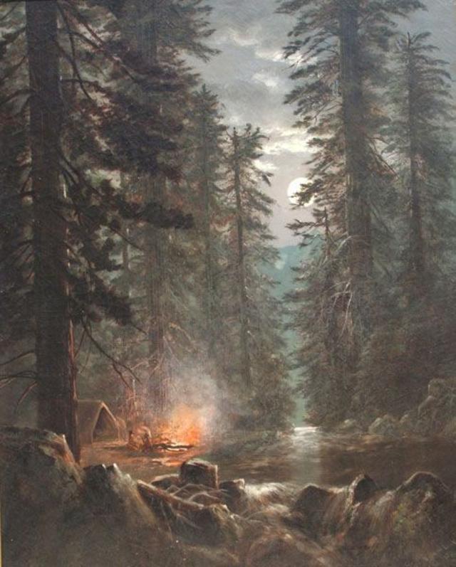 Kampovanje na planini