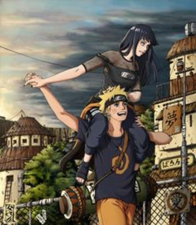 Ljubav kao u anime-u :3