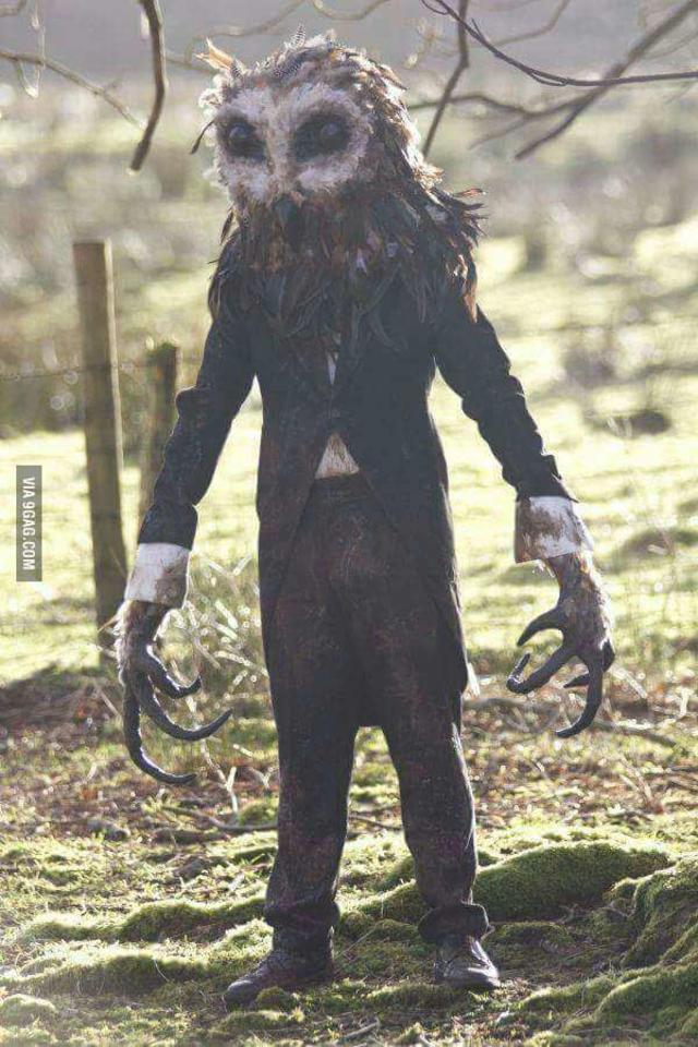 Strašan cosplay