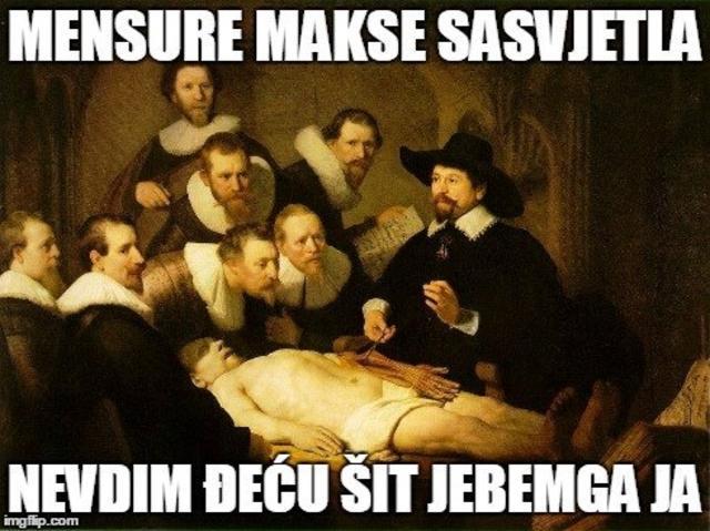 Doktorski humor. ;)