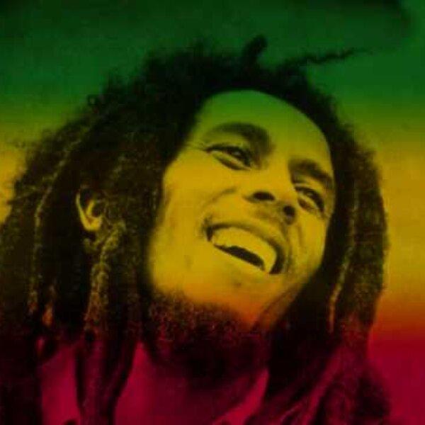 Bob Marley jah