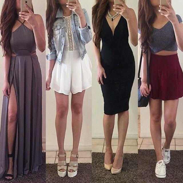Sexy Classic Style Outfits - Part 4