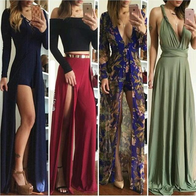 Sexy Classic Style Outfits - Part 6