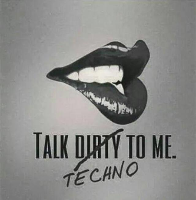 Talk dirty to me ...