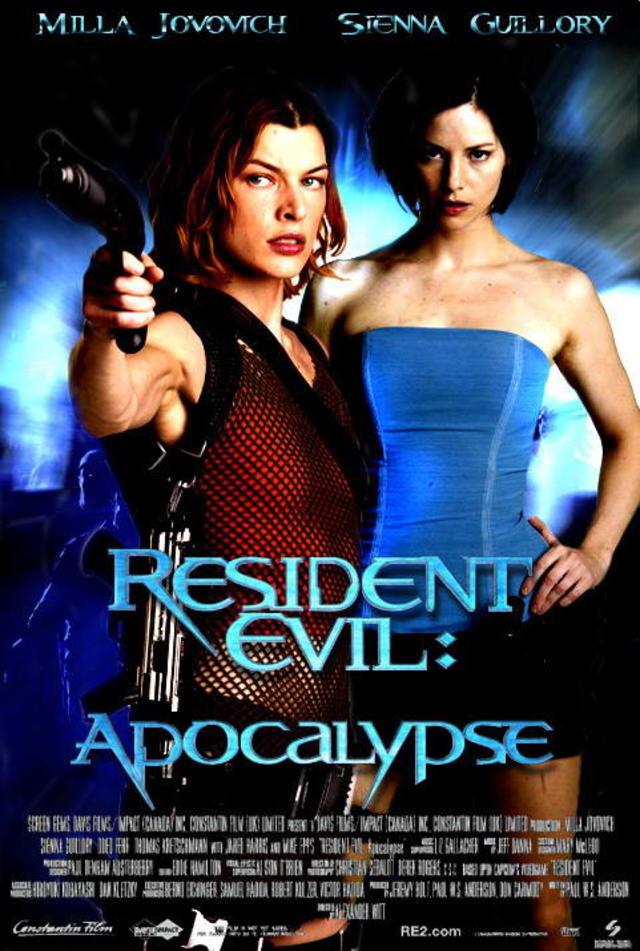 Resident Evil: Apocalypse 2004...