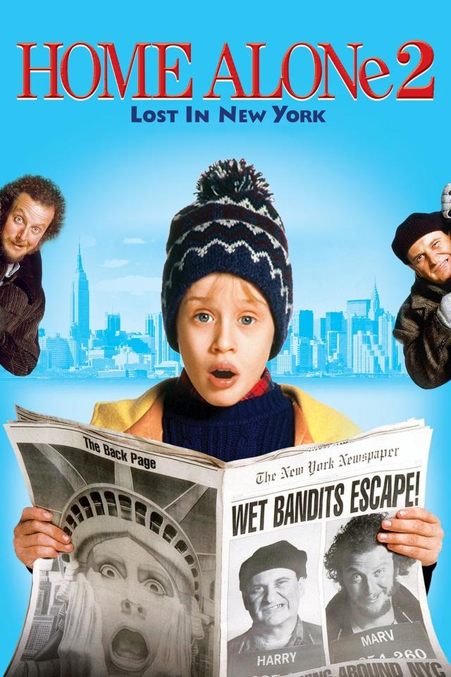 Home Alone II: Lost in NY 1992