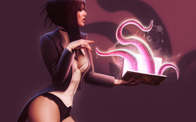Witchs phonebook