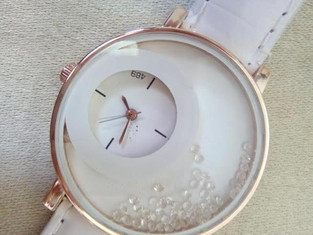 Sweet Drift Sand Watch, Zaful