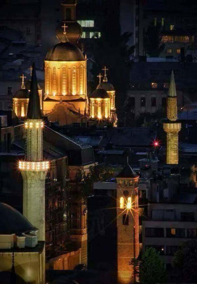 Jedan grad cetiri vjere