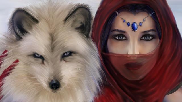 Two beauties