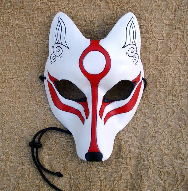 Kitsune Mask Trended Youtrendit