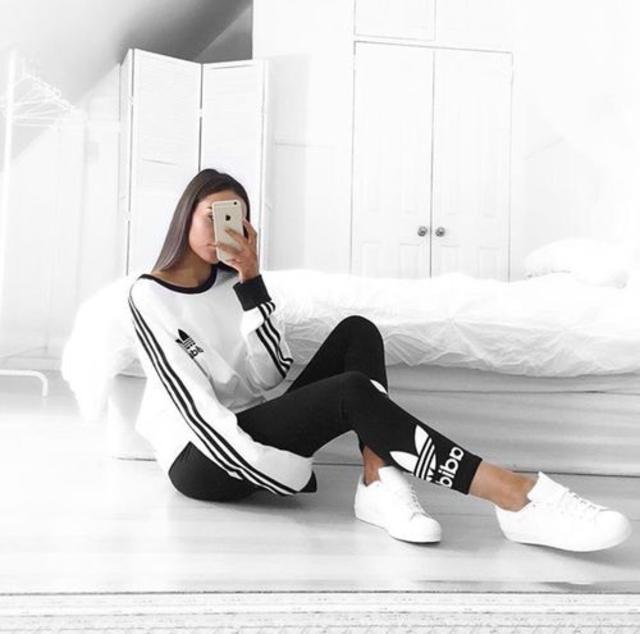 #Looklook #Adidas