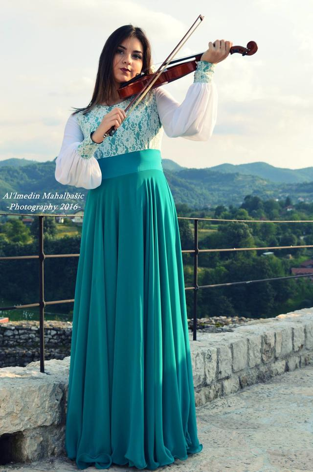 Violino moja vilo