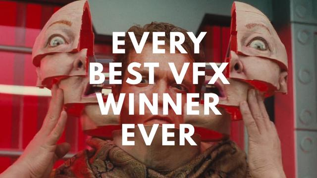 Every Best Visual Effects Winner. Ever.