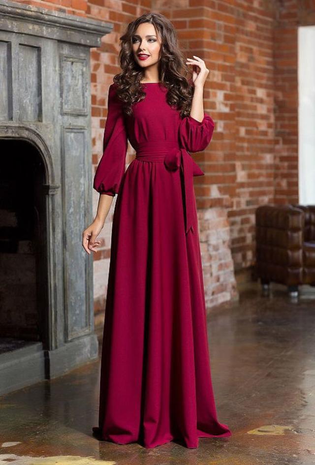 Платья в пол велюровый халат женский