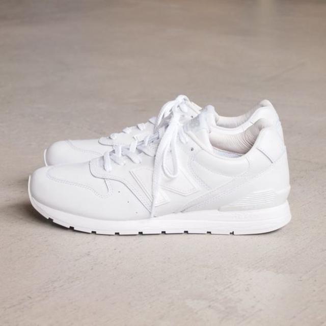 new balance - MRL996 white