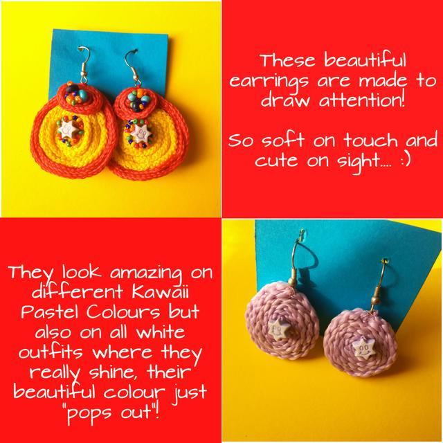 Missunderstood Earrings