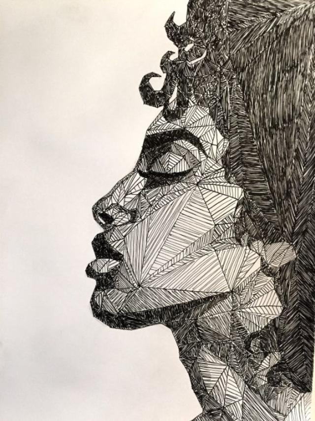 geometric godess