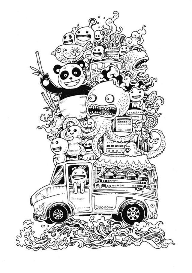 find panda