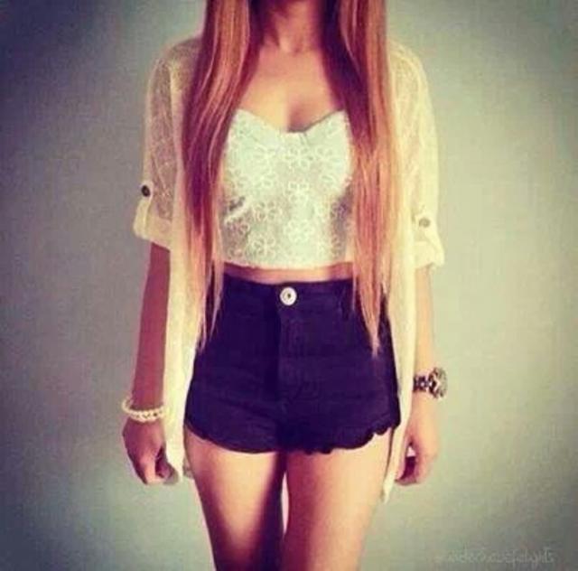 summer beach outfit