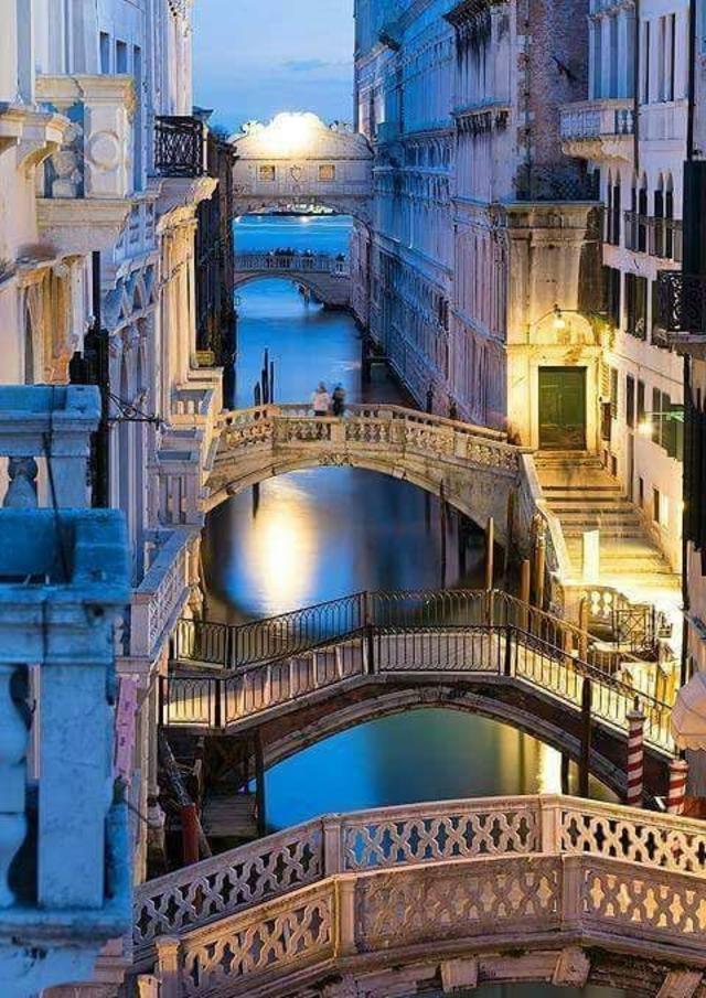 Ponti di Venezia, Venice