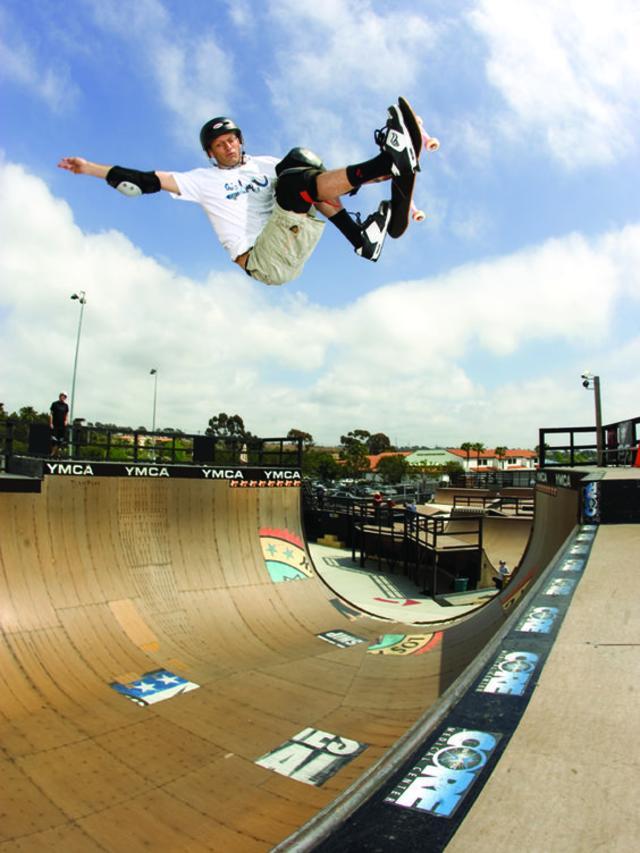 Tony Hawk - Air