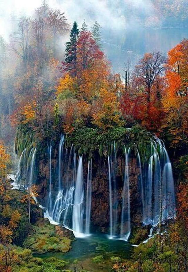 Plitvice National Park, Croatia