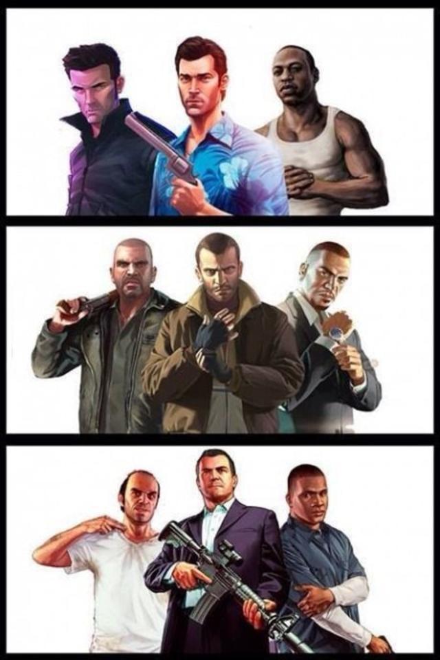 GTA Legends