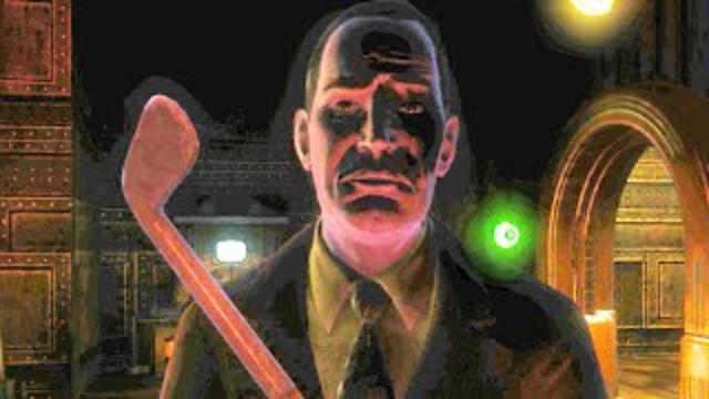 Bioshock Remastered Andrew Ryan Death Scene
