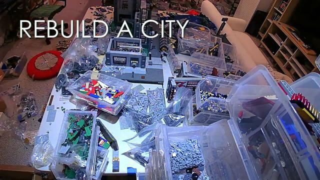 BioShock: Rebuild a City