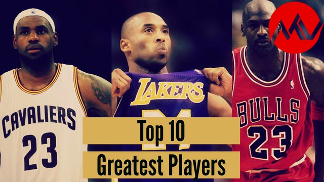 Top 10 Greatest Players in NBA History