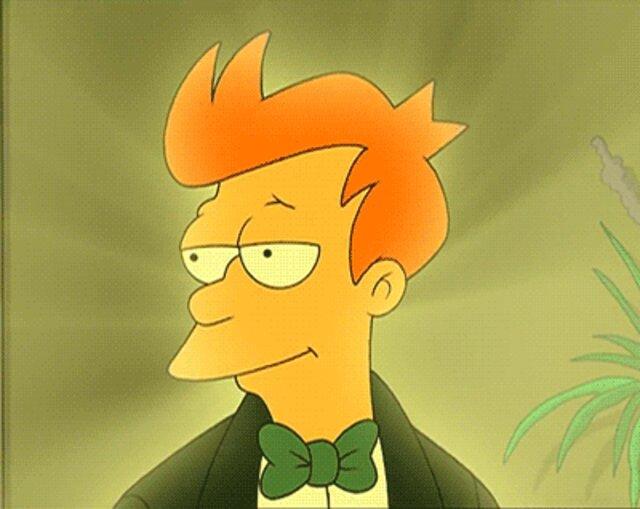 Fry #Glowing