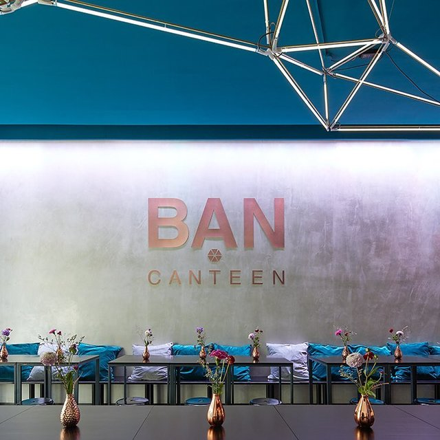 Ban Canteen Hamburg
