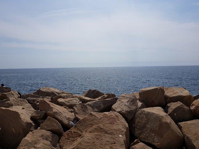 kelibia outside  port