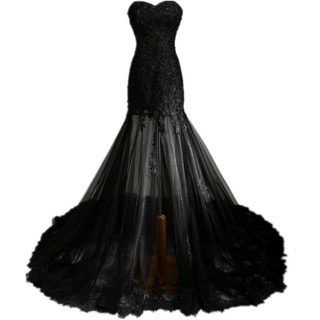 goth prom dress trended youtrendit