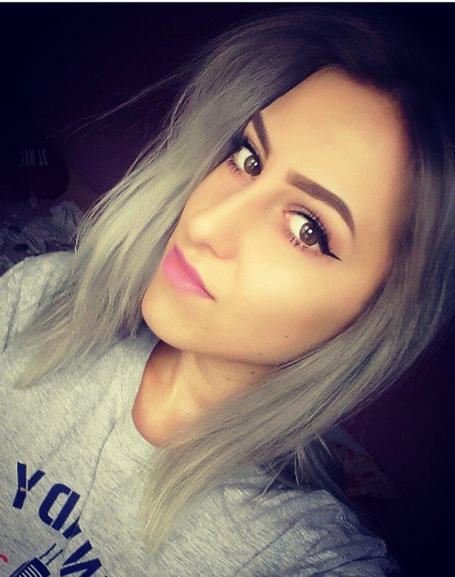 Gray baby