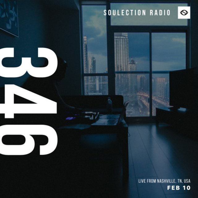 Soulection Radio Show #346 (Live from Nashville, Tennessee)